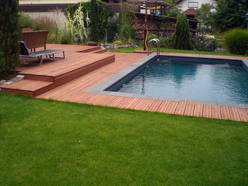 Gartenbau landschaftsbau lied in landau godramstein for Gartengestaltung um den pool